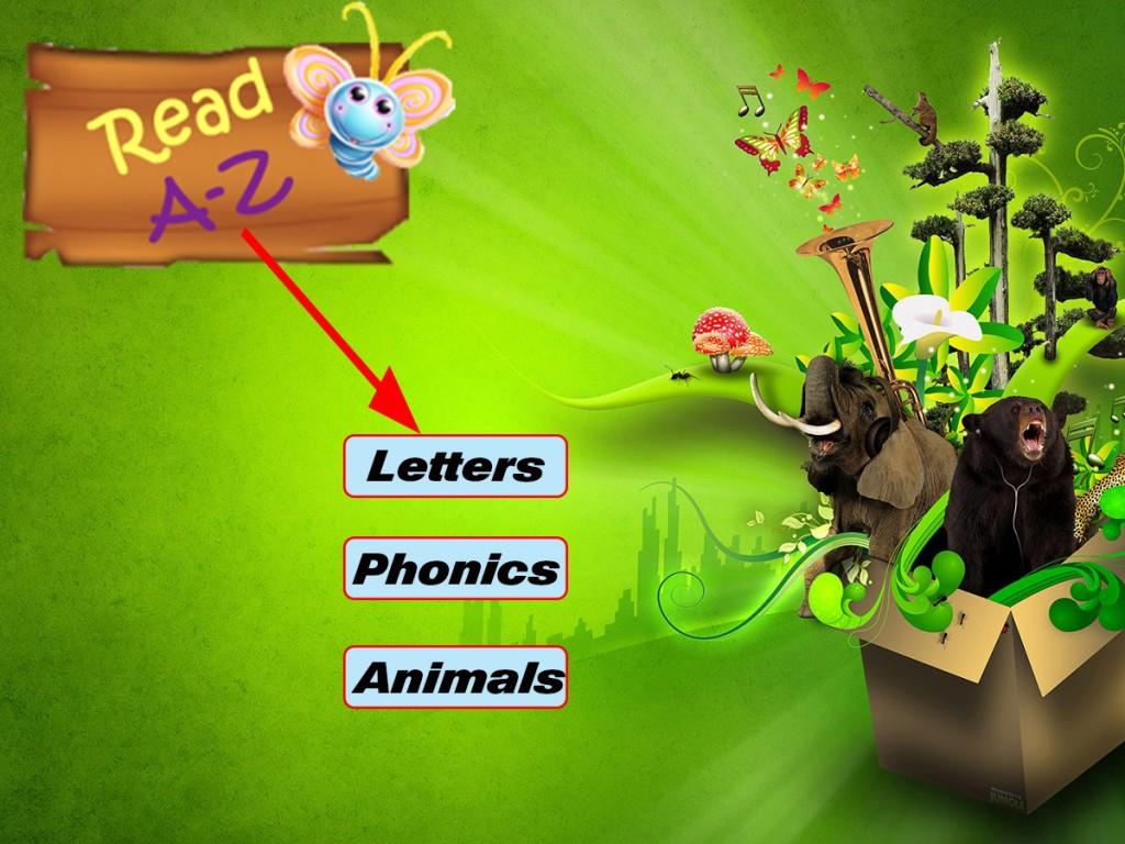 cartoon_jungle-READ A-Z